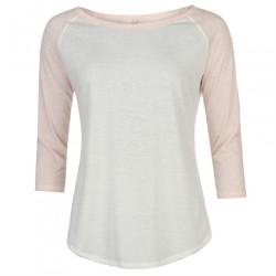 Dámske voĺnočasové tričko Miso J5550