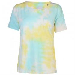Dámske voĺnočasové tričko ONeill J4853