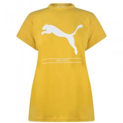 Dámske voĺnočasové tričko Puma J6542