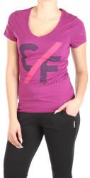 Dámske voĺnočasové tričko Reebok W1456