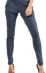 Dámske volnošasové nohavice N1154