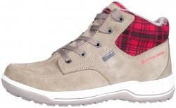 Dámske vysoké mestské topánky Alpine Pro K1362