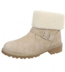 Dámske zimné čižmy / kotníkové topánky Q2989
