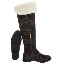 Dámske zimné čižmy Q2929 #1