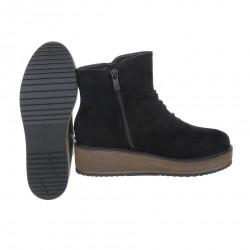 Dámske zimné topánky Q0213 #1