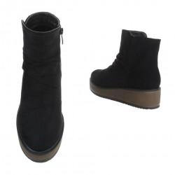 Dámske zimné topánky Q0213 #2
