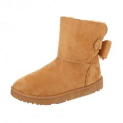 Dámske zimné topánky Q0242