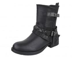 Dámske zimné topánky Q1034
