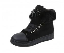 Dámske zimné topánky Q1051