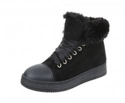Dámske zimné topánky Q1056