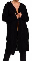 Dámsky dlhý pulóver N1281