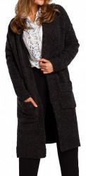 Dámsky dlhý pulóver N1446