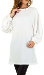 Dámsky dlhý pulóver Q6230