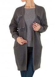 Dámsky hrejivý kabát SHK Paris Q3145