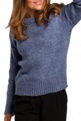 Dámsky hrejivý pulóver N1463