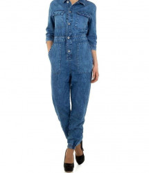 Dámsky jeansový overal Laulia Q4456