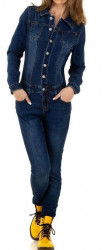 Dámsky jeansový overal Q7028