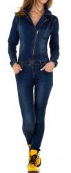 Dámsky jeansový overal Q7029