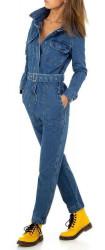 Dámsky jeansový overal Q7190