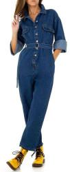 Dámsky jeansový overal Q7191