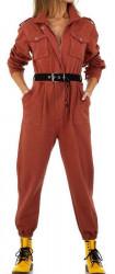 Dámsky jeansový overal Q7193