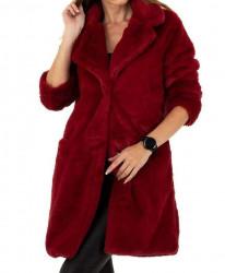 Dámsky kabát Voyelles Q6112