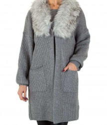 Dámsky kabát Voyelles Q6147