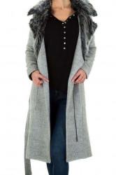 Dámsky módny kabát Q3435