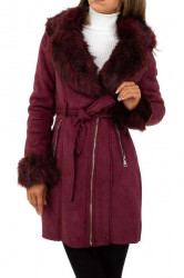 Dámsky módny kabát Q7328