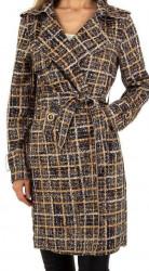 Dámsky módny kabát Voyelles Q4518