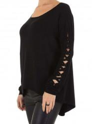 Dámsky módny pulóver Q3496 #1