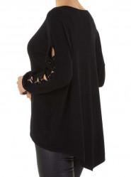 Dámsky módny pulóver Q3496 #2
