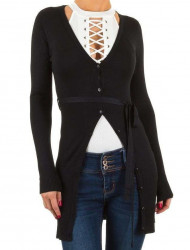 Dámsky módny pulóver Q6144