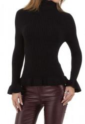 Dámsky módny pulóver Q7204