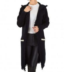 Dámsky pletený kabátik Voyelles Q3010