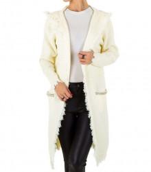Dámsky pletený kabátik Voyelles Q3012