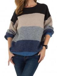 Dámsky pletený pulóver Q6670