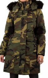 Dámsky predĺžený kabát Noemi Kent II. akosť F1659