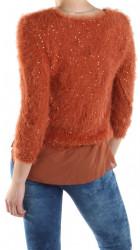 Dámsky pulóver Lola & Liza X7706 #1