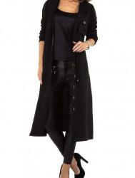 Dámsky štýlový kabát Q5994