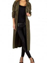Dámsky štýlový kabát Q5995