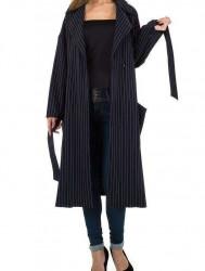 Dámsky štýlový kabát Q5996