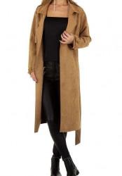 Dámsky štýlový kabát Q6628
