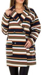 Dámsky štýlový kabát Q6742