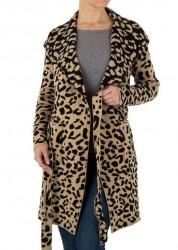 Dámsky štýlový kabát SHK Paris Q3142