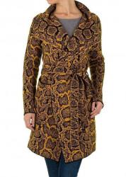 Dámsky štýlový kabát SHK Paris Q3144