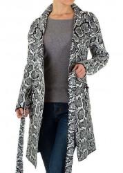 Dámsky štýlový kabát SHK Paris Q3146