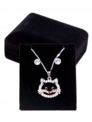 Dámsky štýlový náhrdelník Q6770