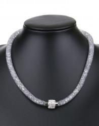 Dámsky štýlový náhrdelník Q6771