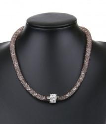 Dámsky štýlový náhrdelník Q6772